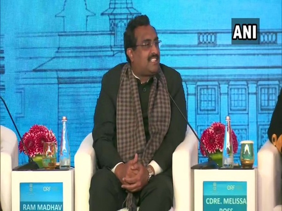 Indian democracy has its own checks and balances, says Ram Madhav
