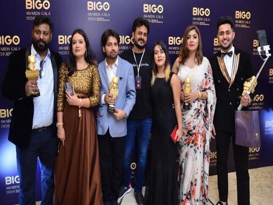 India's biggest broadcast stars descend on Singapore for the inaugural BIGO Gala Awards 2020