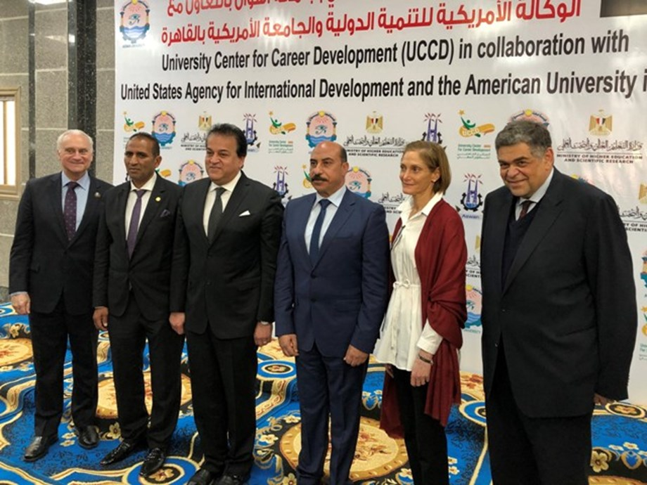 USAID official visits Egypt to reaffirm support for development priorities