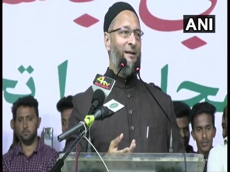 Congress files complaint against Owaisi to Telangana State Election Commission