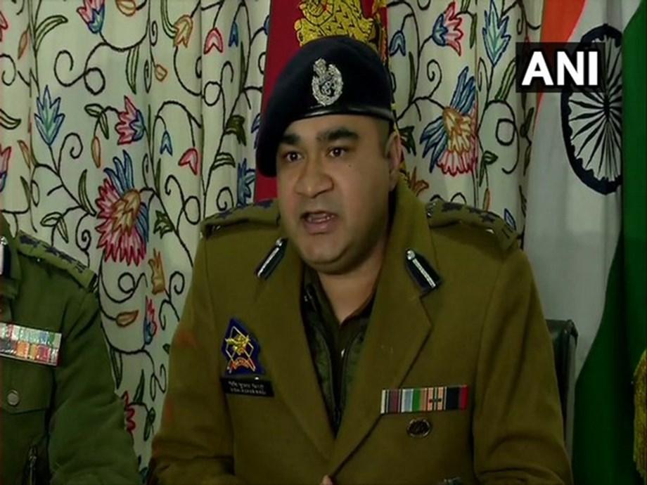 J-K Police foils terror attack planned on Jan 26