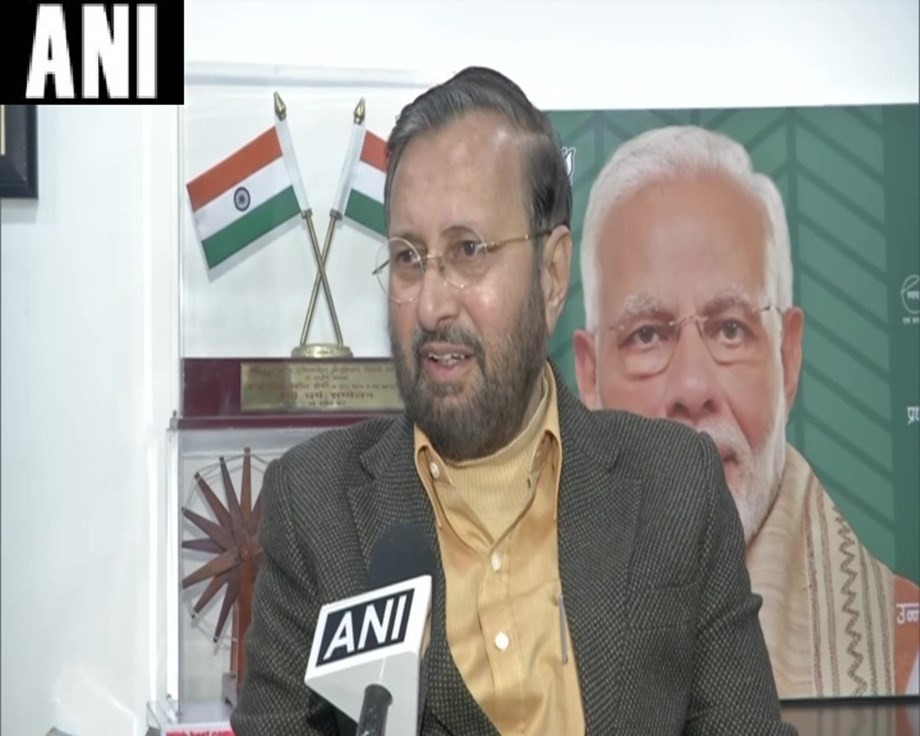 Union ministers going to J&K for developmental work, says Javadekar