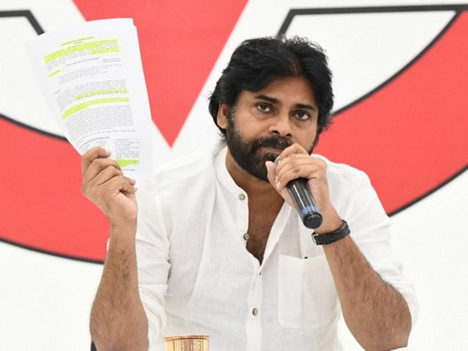 BJP,  Pawan Kalyan's JSP forge alliance in Andhra Pradesh