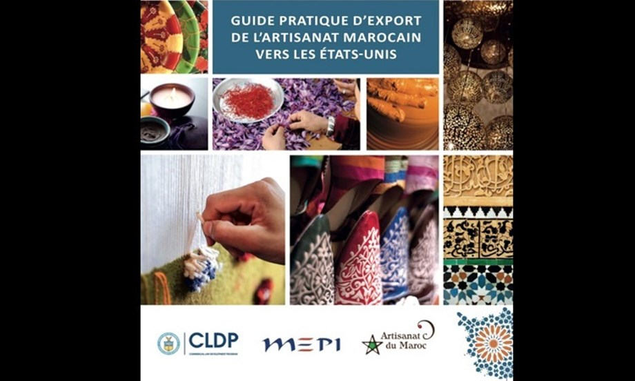 U.S. Mission publishes guidebook for Moroccan handicraft exporters