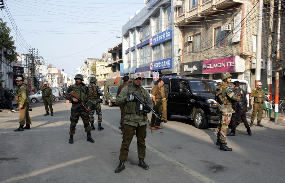 Advisors to J-K Guv condemn attack on CRPF jawans in Anantnag