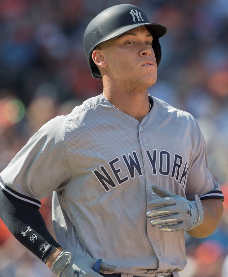 Yankees manager Aaron Boone hints at Aaron Judge's return for London match