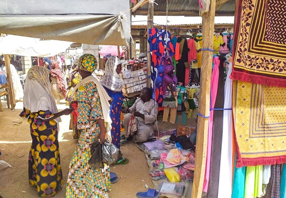 142 Gwoza residents participate in rehabilitation of community market in Nigeria