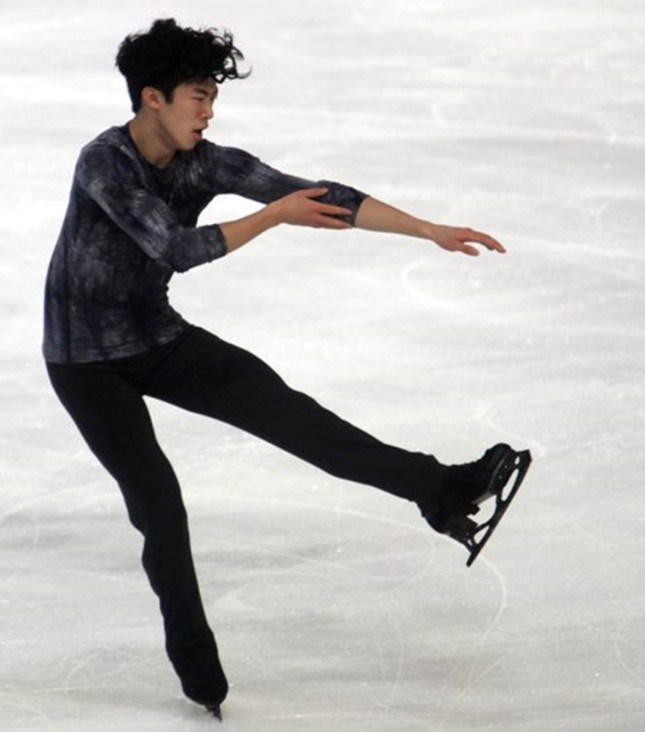 Chen ready to defend skating title at next week's world championships in Saitama