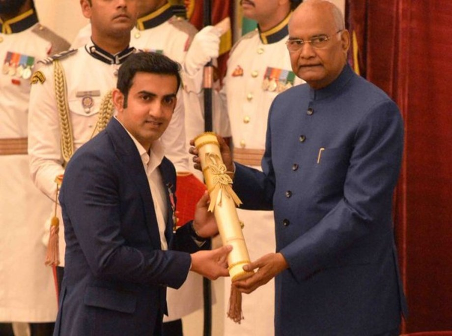 President Kovind gives out Padma Awards at Civil Investiture Ceremony