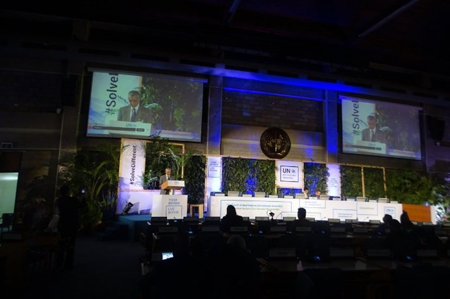 Single-use plastic, sustainable nitrogen management in focus at UN Environment Assembly