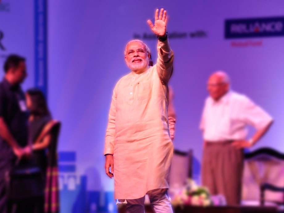 Indian election fever comes to Britain, BJP, Congress launch car rallies