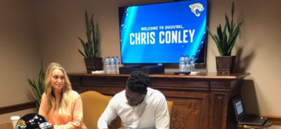 Conley, Ogbuehi roped in by Jacksonville Jaguars; contract terms yet to be announced