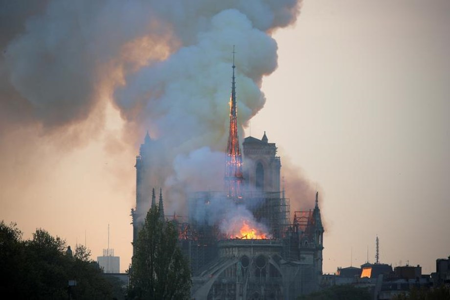 Five facts on Notre-Dame Cathedral