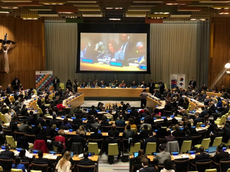 Global economic growth remains steady, not enough to support 2030 Agenda: UN PGA