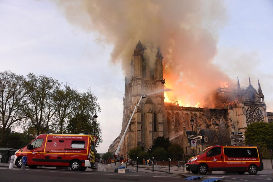 UN extends support arm to reconstruct 850 years old Notre Dame Cathedral