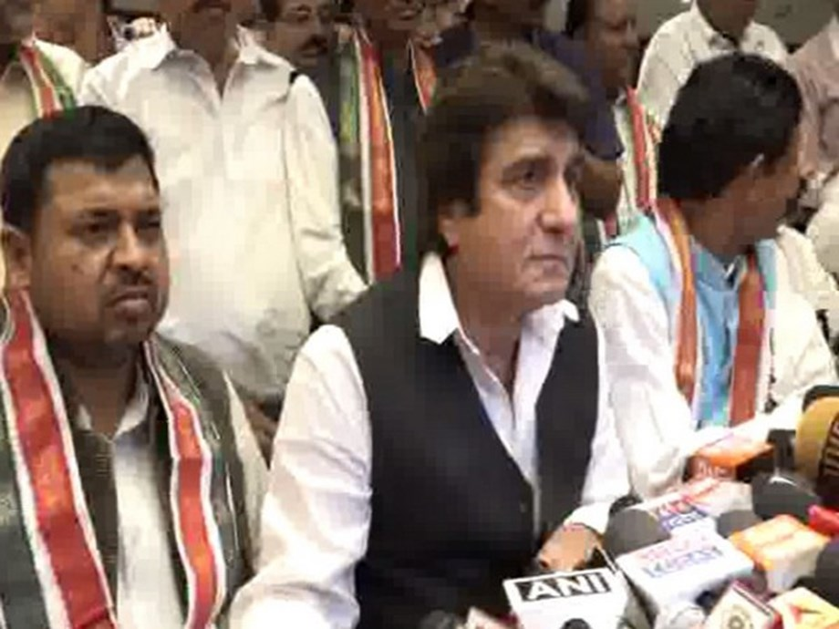 Raj Babbar, Hema Malini's fate to be decided in second phase of Lok Sabha elections