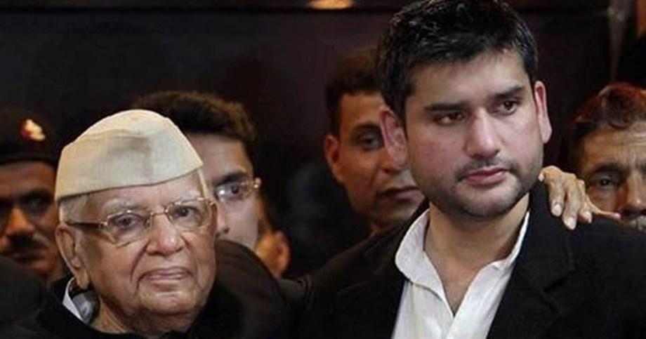 Uttarakhand Chief Minister Trivendra Singh Rawat condoles death of ND Tiwari's son