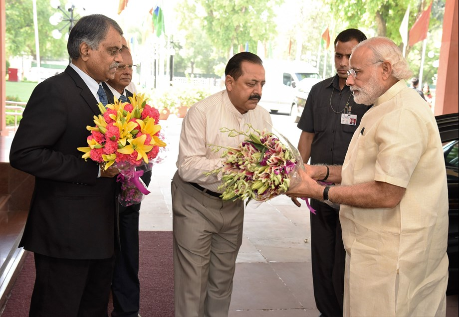 Nripendra Misra, P K Mishra to continue as PS, Addl PS to PM with cabinet minister rank