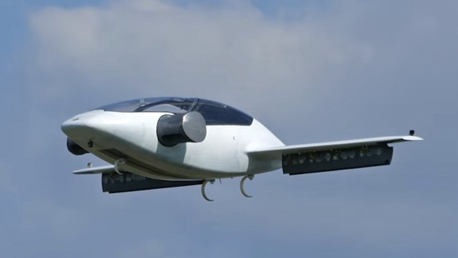 German startup successfully tested Air Taxi, hopes to launch service by 2025