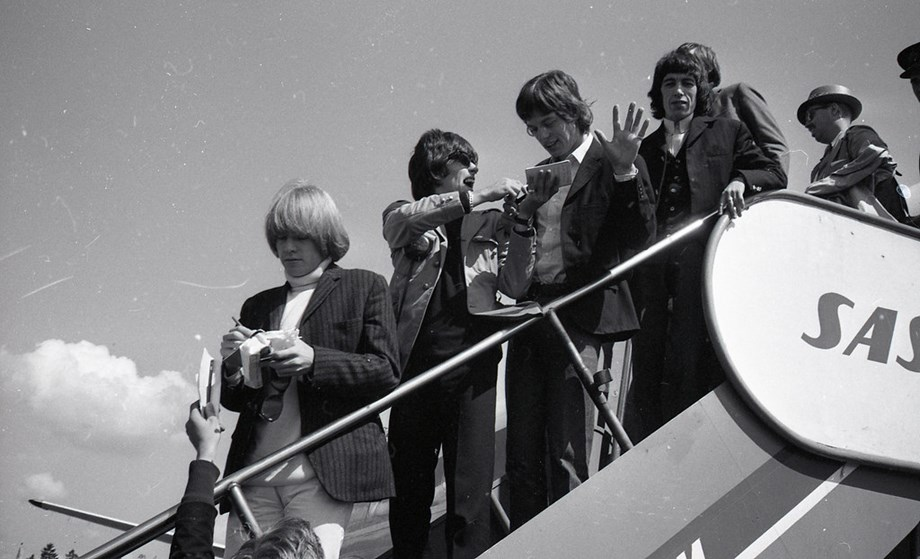 People News Roundup: Rolling Stones to hit the road; Architect I.M. Pei dies at age 102