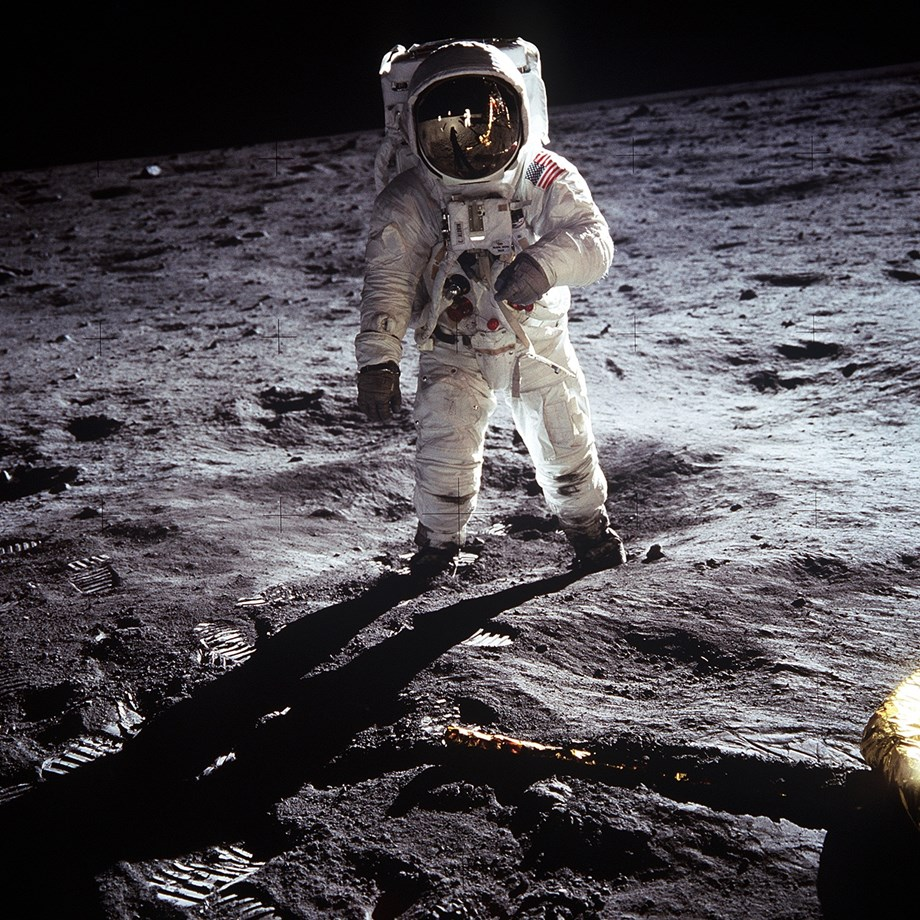 Fifty years after Moon mission, Apollo astronauts meet at historic launchpad