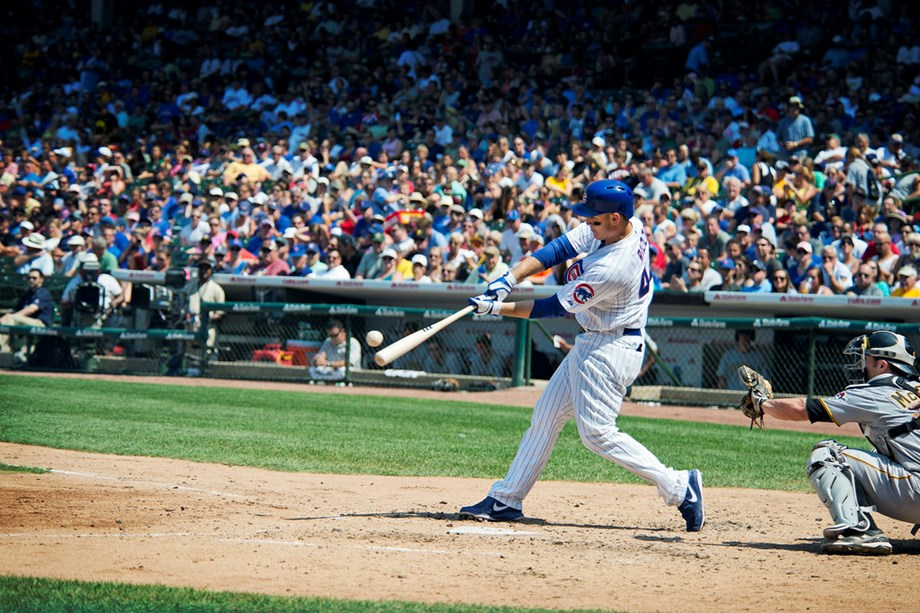 Rizzo, Cubs slam Pirates, 17-8