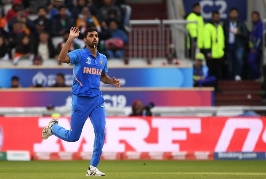 Senior pacer Bhuvneshwar Kumar says he's always ready to guide youngsters like Saini
