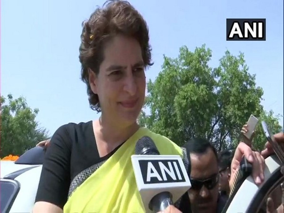 Priyanka Gandhi tears into UP govt over cancelling of direct elections at Allahabad University