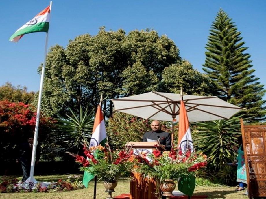 Indian Mission celebrates I-Day in Madagascar, envoy focuses on bilateral cooperation