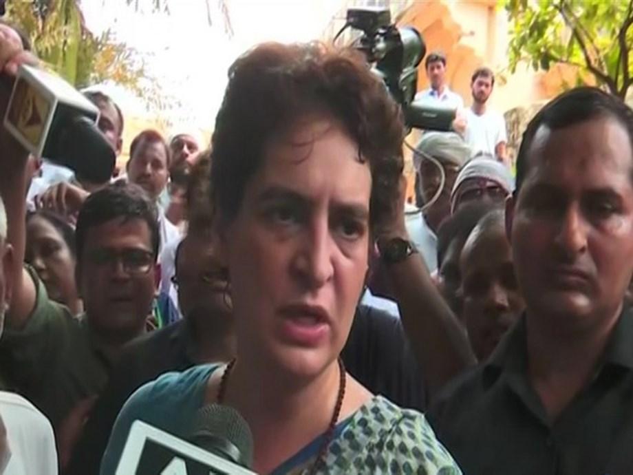 Pehlu Khan case: Priyanka Gandhi calls court's ruling 'shocking'