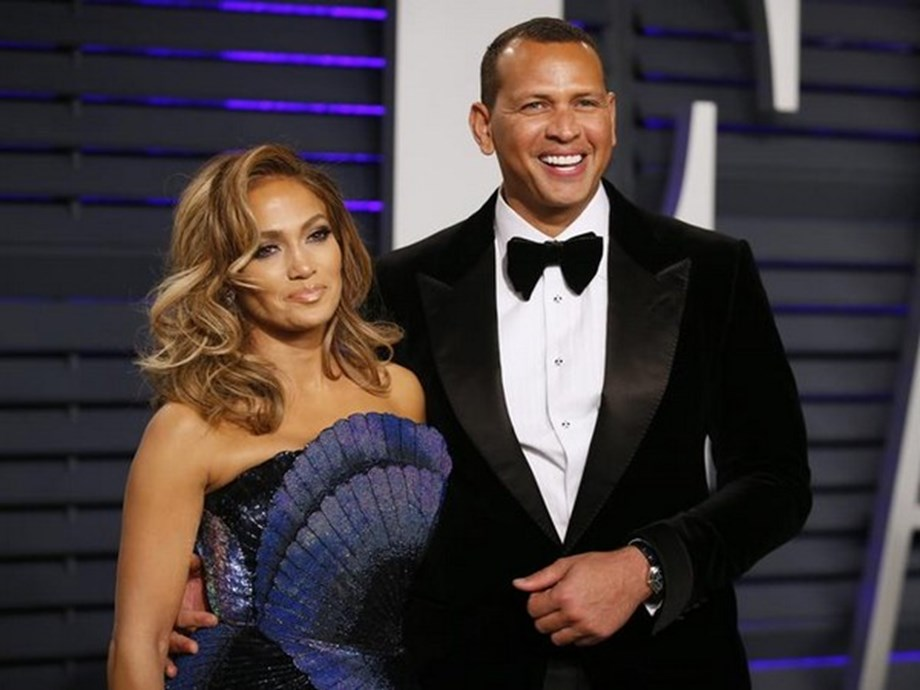 Jennifer Lopez goes all out for Alex Rodriguez's birthday!