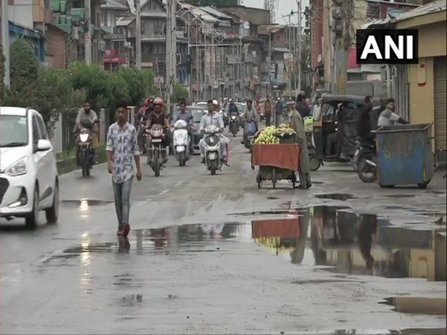 Situation under control in J-K, authorities to review restrictions