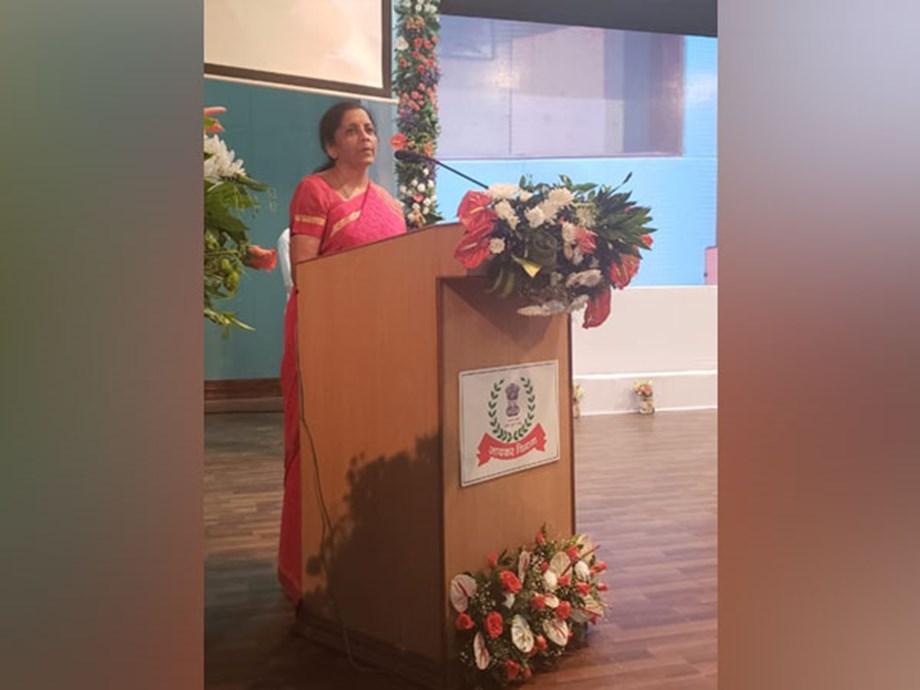 Dialogue needed between FinMin, tax officials: Sitharaman