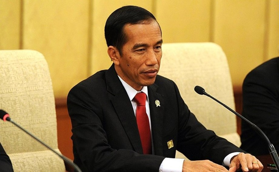 Indonesia's leader pledges capital move, economic boost