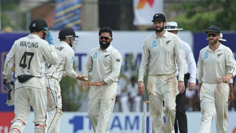 UPDATE 2-Cricket-Watling century guides NZ to lead against England