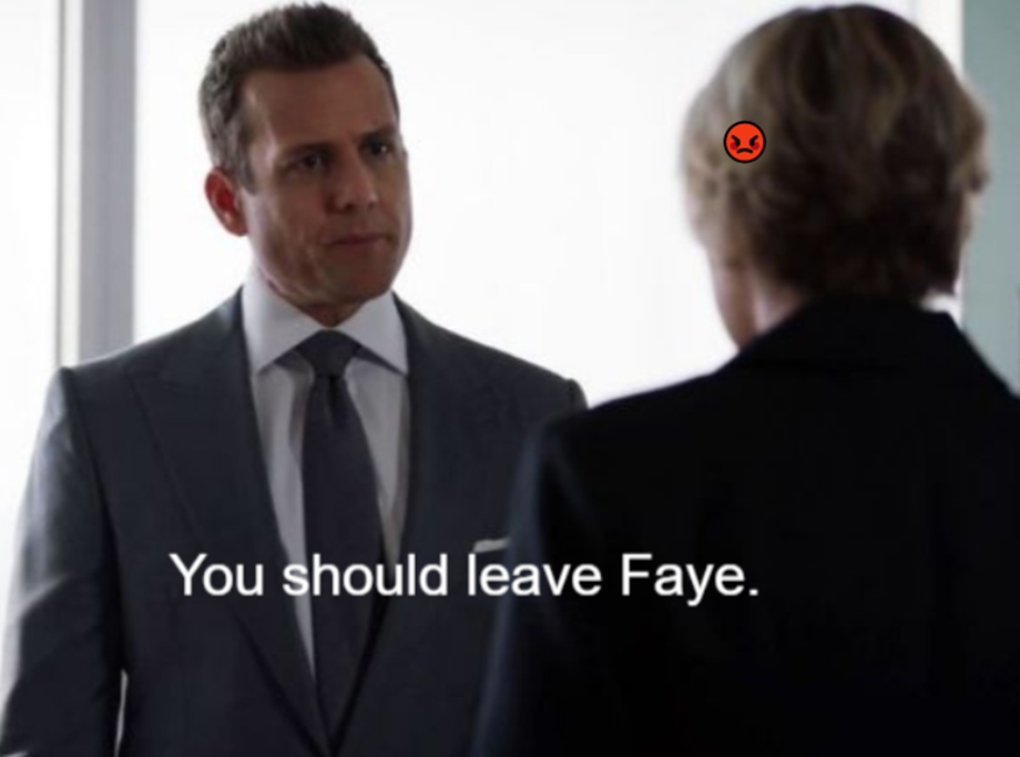 Suits Season 9 Episode 6: Partners dig into Faye but someone else might fall?