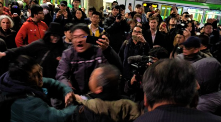 Hong Kong protests in Melbourne: Viral video of scuffle sparks intense debate