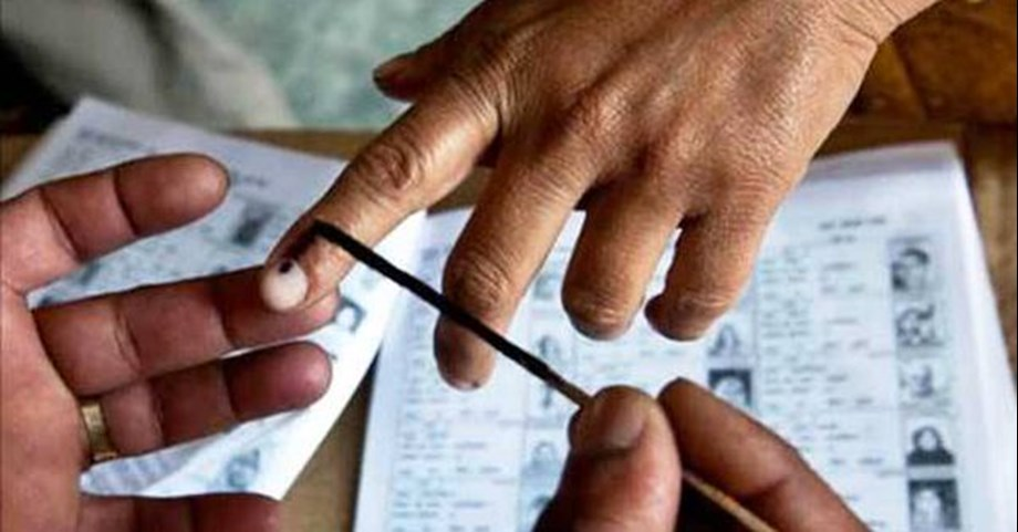 45 pct voter turn out registered in Naxal-affected Bastar constituency