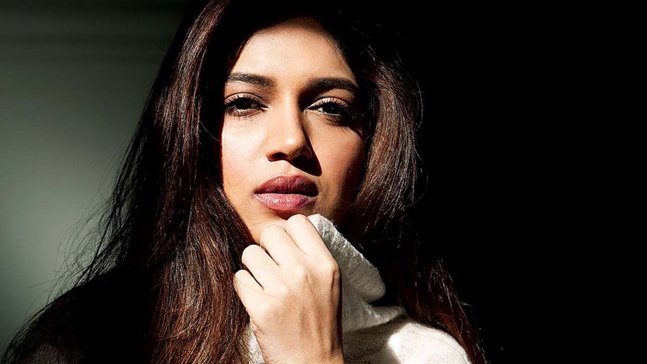 Acting for me is a process of metamorphosis: Bhumi Pednekar