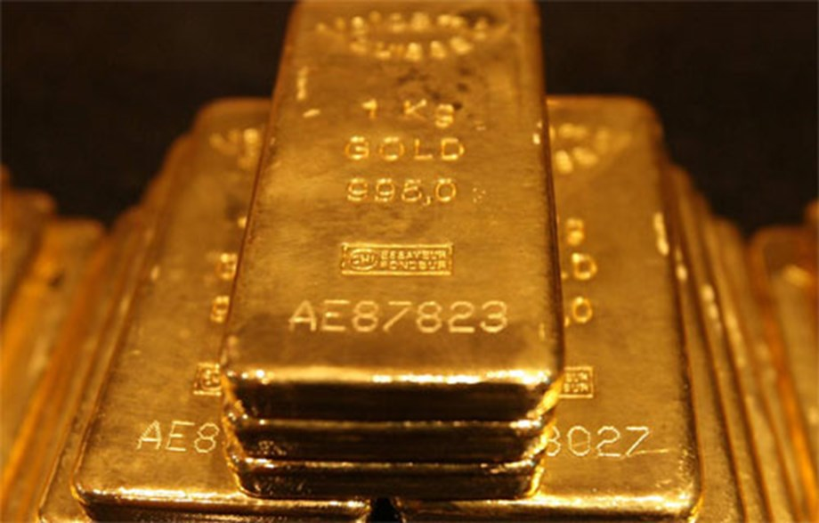 Gold prices reach Rs. 33,750 per 10 gram after Rs. 100 rise after a firm trend overseas