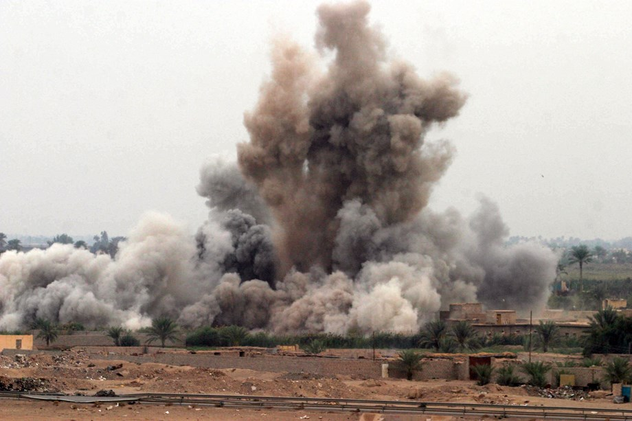 Dozens feared dead after reports of airstrikes by US-led coalition in Syria