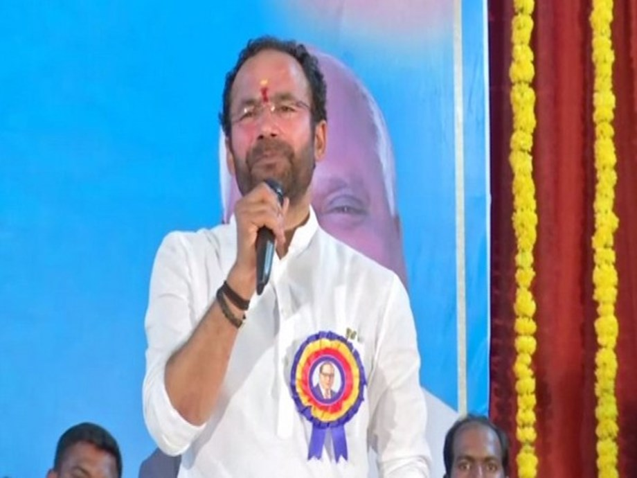 After abrogation of Article 370, Ambedkar's dream of 'One Nation One Constitution' is fulfilled: Kishan Reddy