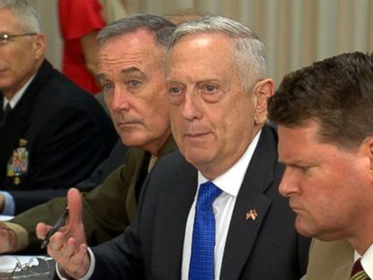 US Def Secy Mattis says nations in Asia, Indo-Pacific concerned about 'massive piling' of Chinese debt