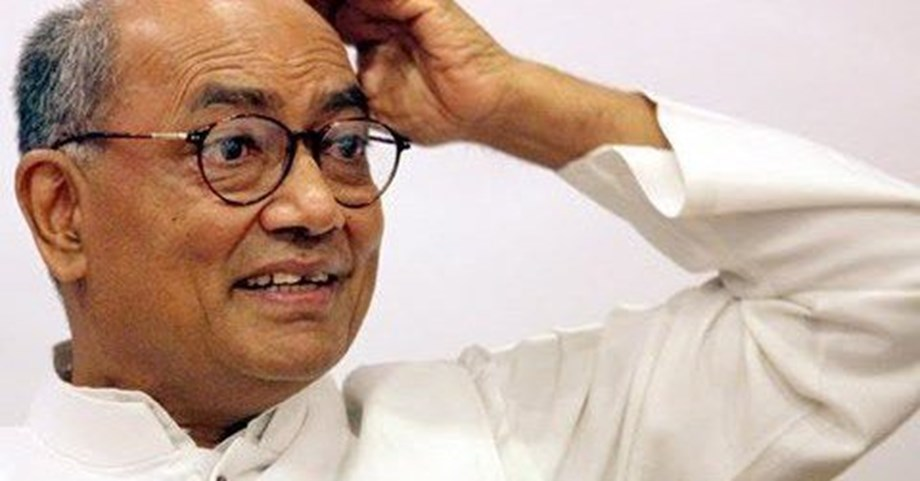 Digvijaya Singh linked to Maoists in latest charge sheet filed by police