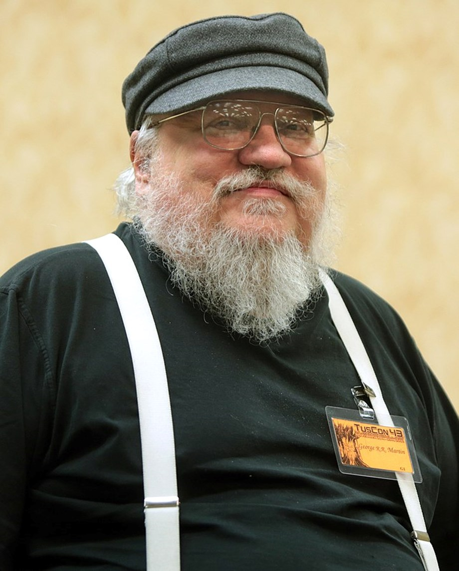 George RR Martin dislikes giving update on The Winds of Winter, His Fire & Blood scheduled for Nov 20