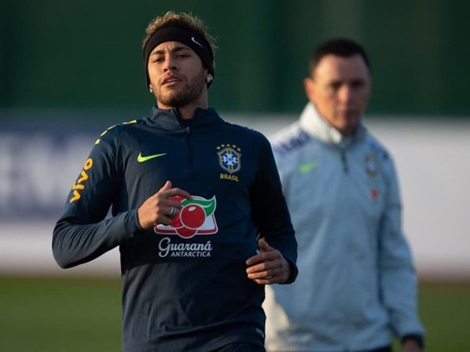 PSG optimistic about Mbappe, Neymar's fitness for Liverpool showdown