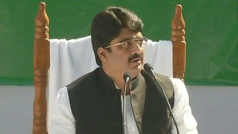 Controversial Raja Bhaiya launches new party