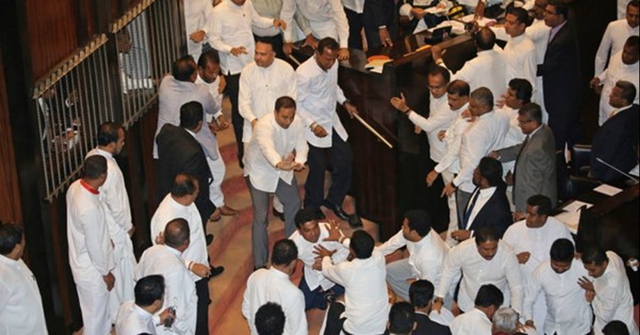 No end in sight to political drama in Sri Lanka
