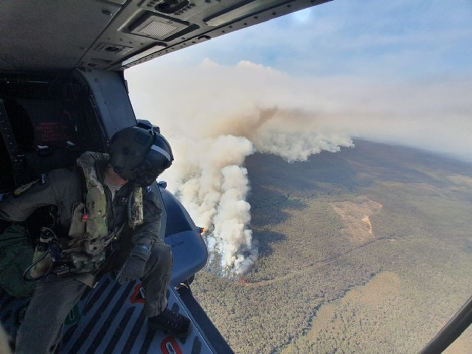 Australian government to aid tourism industry as bushfires recede