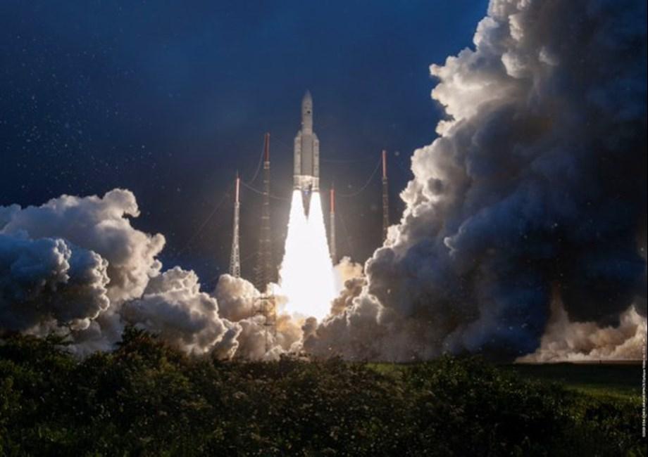 ISRO successfully completes three orbit-raising manoeuvres of GSAT-30